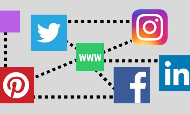 Jak propojit svůj web se sociálními síti
